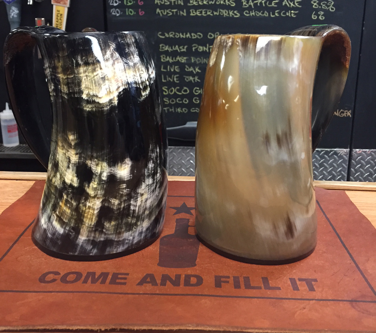 HORNTANKARD - Game of Thrones Horn Tankard