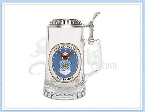 4706 - Air Force Beer Stein