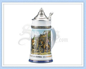 5143 - Beer Wagon Beer Stein