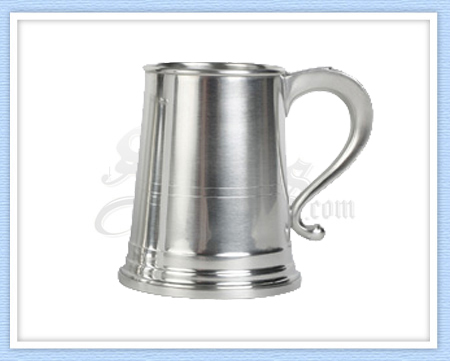Tavern Pewter Tankard - 22 oz