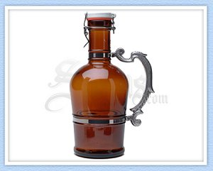 504 - Beer Growler - Gothic