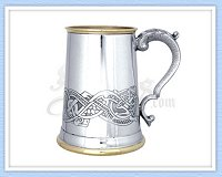 EP151 - Celtic Pewter Tankard
