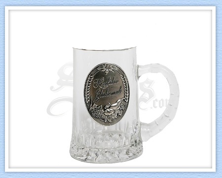 65511NOLID - Birthday Beer Stein No Lid