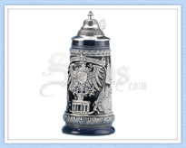 3127 - German Eagle Stein