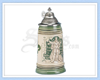 3911 - Gambrinus Beer Stein