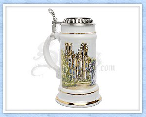 4138 - Wedding Beer Stein
