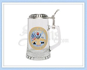 4716 - Army Beer Stein