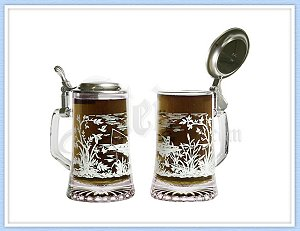 5907 - Fisherman Beer Stein