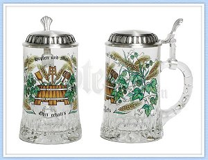 65620 - Hops & Malt Beer Stein