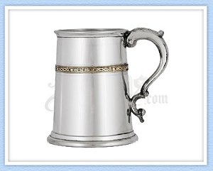 Celtic Band Tankard