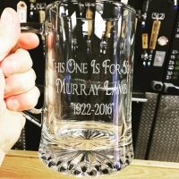 Personalized Maxim Beer Mug